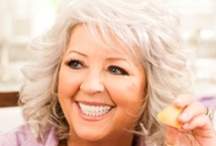 Paul Deen / Everything I can find on Paula Deen. I love her cooking, I love her personality / by Jackie Haddad