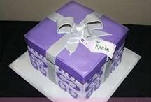 Designer Cakes / by Jackie Haddad