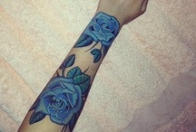 Tattoos / by Isabelle Hayes