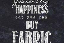 Fabrics / by Essentially Ellen