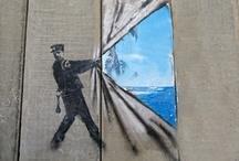 Street Art / by Berkeley Jack