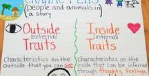 Anchor Charts / anchor charts, kindergarten, first grade, second grade, math anchor charts, reading anchor charts, writing anchor charts, posters