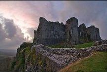 Castle and Abbey ruins / by Eline de Draaijer