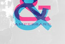 ampersand love / by Amber Thompson