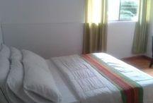 Nuestras camas - our beds / Nuestras camas - our beds enjoy... welcome home Palm Tree Hostel Medellin ofrece habitaciones privadas y dormitorios confortablemente amoblados. Todas las habitaciones cuentan con cómodos colchones, dos almohadas, toallas y sabanas... todo lo que usted necesita.  Palm Tree Hostal ofrece a los viajeros un lugar muy acogedor con un ambiente familiar, precios económicos y un muy buena información acerca de Medellín y Colombia. / by Palm Tree Hostel Medellín Colombia
