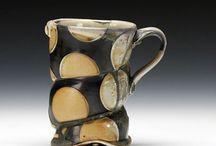 Drink Up / Pottery Ceramics / by Deborah Bassett-Maxwell