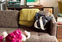 apartment | home / by Libby Faga