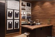 store hemming space / by Isabelle Hayes