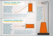 Infographics and Visual References for Sewing and Quilting