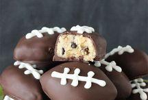 Football Food / Finger Food 3-42, 3-42 Hut!!