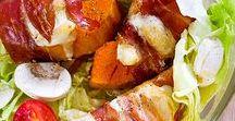 Fitfood - gesunde, leichte Küche / Gesunde, kalorienarme Snacks und proteinreiche Gerichte für jeden Tag.