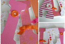 LetterLuxe / Custom Wooden Letter Sets for Nursery, Home & Wedding - Etsy Shop