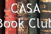 CASA Book and Film Club / CASA Book Club is hosted by Advocates for Children 3-4 times per year for our CASA Volunteers. We pick a book, and ask our volunteers to read it. We meet to discuss the book as to how it relates to the volunteer work we do. Great way to receive CE Credits! Find books we have read - and feel free to read them for independent study credit!