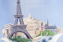 I Love Paris!!! / by Becky Shickle