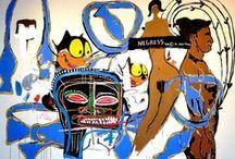 Warhol + Basquiat