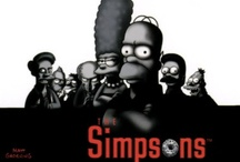 The Simpsons / by Linda Chumbley