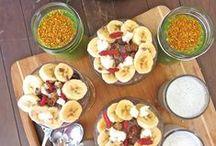 B R E A K F A S T / .:healthy breakfasts I want to eat:.