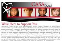 CASA Speak / CASA Speak is a twice a year publication produced by Advocates for Children staff.