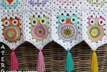 Crochet / Cute crochet projects and patterns
