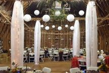 Floral Wedding / Various weddings Greenscapes has either provided the fresh flower arrangements or the decor set up.