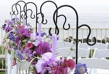 Outside wedding ideas / Ideas for different outside weddings / by Susan Ison