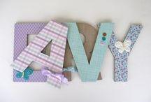 Nursery Decor for Baby Girls / Nursery Themes for Baby Girls