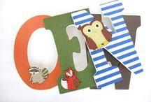 Nursery Decor for Baby Boys / Nursery Themes for Baby Boys