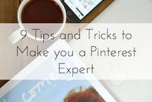 Blogging Tips / Tips and tricks to help you improve your blog including affiliate guides, SEO guides and Pinterest advice!