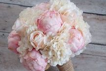 Bridal Bouquet / Menyasszonyi Virágcsokor