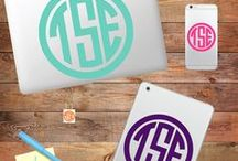 Device Decals / Personalize your device with one of our awesome device decals! Dress up your cell phone, laptop, tablet, MP3 player, camera, gaming device, and more! Show off your style with our great selection, with new designs being adding all the time!