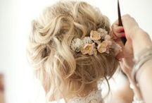 Wedding Hairstyles / Menyasszonyi Frizura