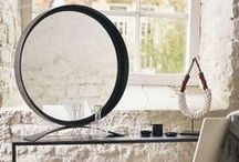 Contemporary Mirrors for Bedrooms | Decorative Mirrors / Sophisticated, fun and practical mirror designs for bedrooms for all ages