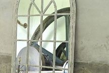 VINTAGE CHIC Style Mirrors | Decorative Mirrors / Vintage chic mirrors