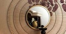 New Mirrors For Autumn | Decorative Mirrors / Stylish new designs for wall and floor from the latest collections