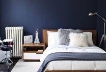 Bedroom Inspiration / Plotting for our bedroom renovation.