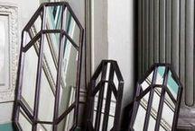 MATERIALS: Metal | Decorative Mirrors / Metal mirrors