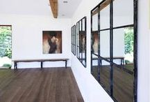 Window Pane Mirrors | Decorative Mirrors / Window mirrors, Large Mirrors