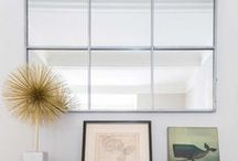Silver Framed Mirrors | Decorative Mirrors / Silver mirrors