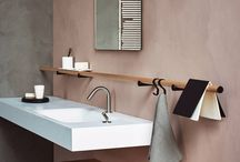 Bathroom inspiration / Inspiration for our bathroom renovation and just glorious bathroom inspiration.