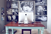 Home Office / by Nicole (ChicCheapNursery.com)