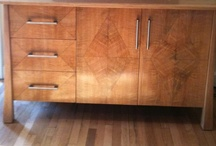 credenza and bar inspirations for Terry / by Gretchen Knapp