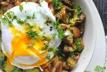 Veggies & Eggs / by Gretchen Knapp