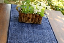 table runners / by Gretchen Knapp