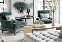 pretty rooms / by Gretchen Knapp