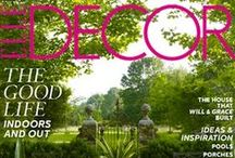 ELLE DECOR Magazine Covers - ELLEDecor Latest Issue / Check out all of ELLE Decor Magazines latest covers here!