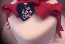 MyCakes / I have taken an interest in cakes and would like to share some of my creations... / by Cynthia Chavez Gonzales