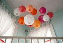 Girls & Boys / Children's room decor and birthday parties. / by Luna Bazaar