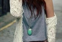 styles I dig / Everything from summertime hippie-chic to Winter class. & everything in between. / by kamisha alexson