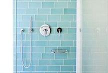 bathrooms / by Gretchen Knapp