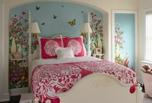 Youthful Room Designs / Rooms for Kids, Tweens & Teens and the Dogs who are like children!